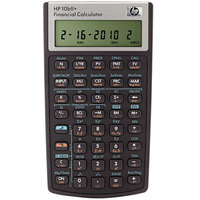 Hewlett-Packard HEW2716570 10bII+ 12-Digit LCD Financial Calculator