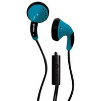Maxell 199711 Blue Colorbuds with Microphone