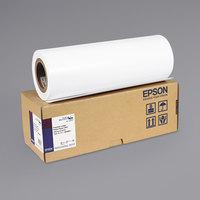 Epson S042079 100' x 16 inch Luster White 10 Mil Premium Photo Paper Roll