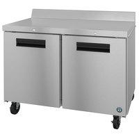 Hoshizaki WR48A-01 48 inch Two Door Worktop Refrigerator with Locks