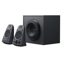 Logitech 980001258 Z625 Black THX Sound Speakers