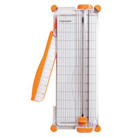 Fiskars 1775501001 5 1/2 inch x 14 inch 7 Sheet Personal Rotary Paper Trimmer