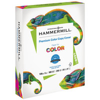 Hammermill 120024 8 1/2 inch x 11 inch Premium Photo White Case of 100# Color Copy Paper