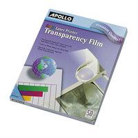 Apollo CG7070 Color Laser Transparency Film - 50/Box