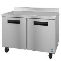 Hoshizaki WF48A 48 inch Two Door Worktop Freezer