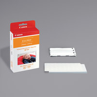 Canon 8567B001 RP-54 Tri-Color Ink Cartridge and Paper Combo Pack