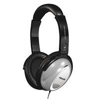 Maxell 190400 HP/NC-II Black / Gray Noise Cancelling Headphones