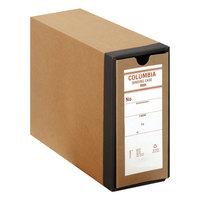 Globe-Weis B50H Columbia 700-Sheet Kraft Recycled Binding Case