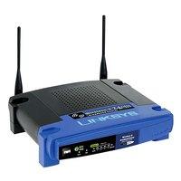 Linksys WRT54GL Wireless-G Wi-Fi Router