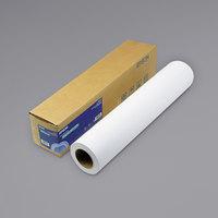 Epson S041595 100' x 24 inch Enhanced Matte White Photo Paper Roll
