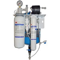 3M Water Filtration Products SGLP100-CL-BP ScaleGard Reverse Osmosis System with Cleaning Bypass - 100 GPD