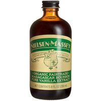 Nielsen-Massey 8 oz. Organic Madagascar Bourbon Vanilla Extract
