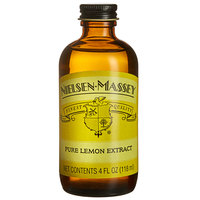 Nielsen-Massey 4 oz. Pure Lemon Extract