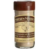 Nielsen-Massey 2.5 oz. Madagascar Bourbon Pure Vanilla Powder