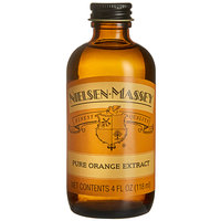 Nielsen-Massey 4 oz. Pure Orange Extract