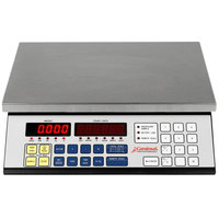 Cardinal Detecto 2240-20 20 lb. High Resolution Digital Counting Scale