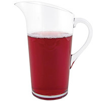 Front of the House API003CLT22 Drinkwise 2 Qt. Plastic Pitcher