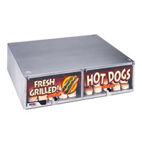 APW Wyott BC-20 Hot Dog Bun Cabinet