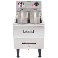 Nemco 6750 Heavy Duty Commercial Pasta Cooker - 240V, 6000W