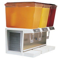 Cornelius Jet Spray JT30 Triple 5 Gallon Bowl Refrigerated Beverage Dispenser