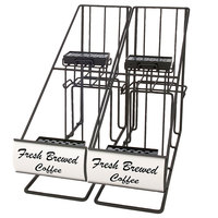 Grindmaster 70655 Two Pot Inline Airpot Rack - 2/Set