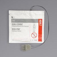 Physio-Control 11996-000017 Adult REDI-PAK Electrode Pad Set for LIFEPAK 12, LIFEPAK 15, LIFEPAK 500, and LIFEPAK 1000 AEDs