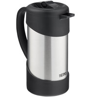 Thermos NCI1000SS4 34 oz. Stainless Steel Vacuum Insulated Coffee Press