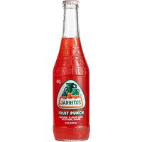 Jarritos 12.5 oz. Fruit Punch Soda - 24/Case