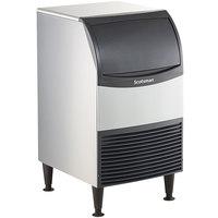 Scotsman UN1520A 20 inch Air Cooled Undercounter Nugget Ice Machine - 167 lb.
