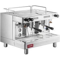 Estella Caffe ECEM2 Two Group Automatic Espresso Machine - 220-240V