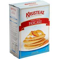 Krusteaz Professional 5 lb. Sweet Cream Pancake Mix - 6/Case