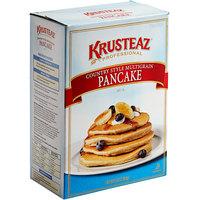 Krusteaz Professional 5 lb. Country-Style Multigrain Pancake Mix - 6/Case