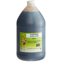 I. Rice 1 Gallon Coffee Milkshake Base Syrup - 4/Case