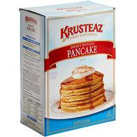 Krusteaz Professional 5 lb. Sweet Potato Pancake Mix - 6/Case