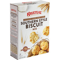 Krusteaz Professional Shepherd's Grain 5 lb. Southern-Style Biscuit Mix - 6/Case