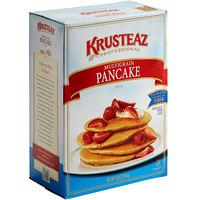Krusteaz Professional 5 lb. Multigrain Pancake Mix - 6/Case