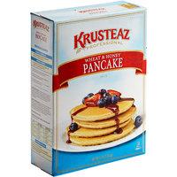 Krusteaz Professional 5 lb. Wheat & Honey Pancake Mix - 6/Case