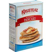 Krusteaz Professional 5 lb. Buckwheat Pancake Mix - 6/Case