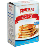 Krusteaz Professional 5 lb. Protein Buttermilk Pancake Mix - 6/Case