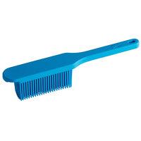 Ateco 1695 5 inch x 1 3/4 inchW Silicone Bristle Pastry / Basting Brush