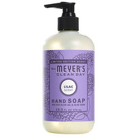 Mrs. Meyer's Clean Day 670757 12.5 oz. Lilac Scented Hand Soap with Pump - 6/Case