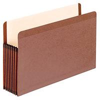 Pendaflex 45303 Redrope Legal Size Premium Reinforced File Pocket - 5/Box