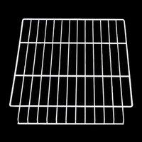 True 931405 White Coated Wire Shelf with Light - 30 5/8 inch x 22 1/8 inch