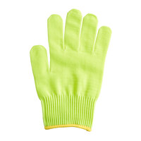 Mercer Culinary M33415YLXS Millennia® Yellow A4 Level Cut-Resistant Glove - Extra Small