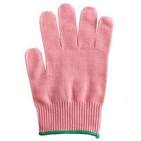 Mercer Culinary M33415PKM Millennia® Pink A4 Level Cut-Resistant Glove - Medium