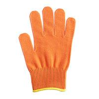 Mercer Culinary M33415ORXS Millennia® Orange A4 Level Cut-Resistant Glove - Extra Small
