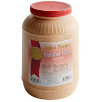Oasis 1 Gallon Thousand Island Dressing - 4/Case