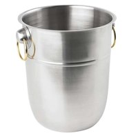 Vollrath 46801 Satin-Finished Stainless Steel Wine Bucket