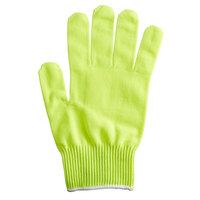 Mercer Culinary M33415YLL Millennia® Yellow A4 Level Cut-Resistant Glove - Large