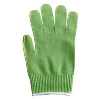 Mercer Culinary M33415GRL Millennia® Green A4 Level Cut-Resistant Glove - Large